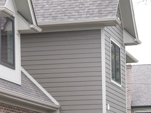 house with hardie siding chicago